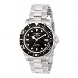 Reloj Invicta 9307 Acero Inoxidable Color Negro Envio Ya