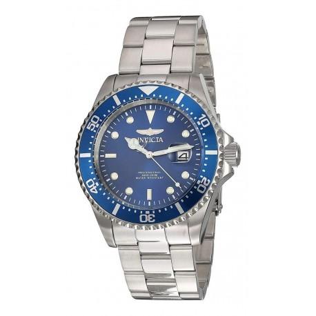Invicta Pro Diver 22019 Silver Reloj Hombre Entrega Ya