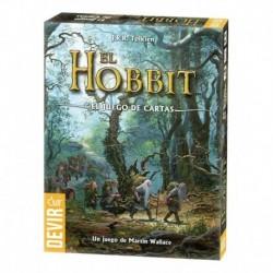 El Hobbit: El Juego De Cartas Devir Juego De Mesa