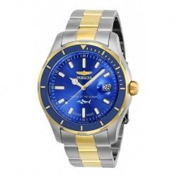 Reloj Invicta 25815 Acero Dorado Hombres Envio Ya