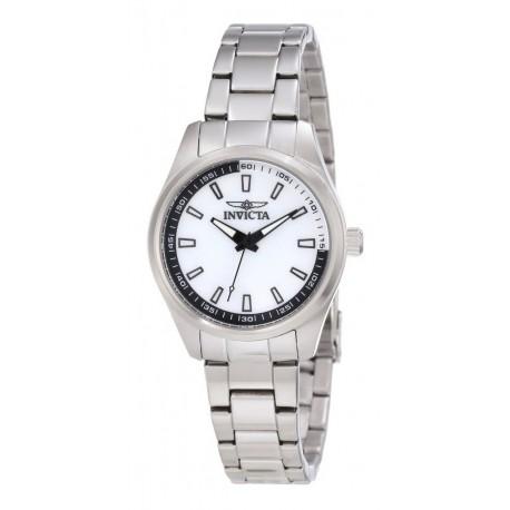 Reloj Invicta Mujer 12830 Plata Entrega Inmediata