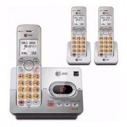Teléfono Inalambrico At&t Set 3 Teléfonos Dect6.0 Oficina (Entrega Inmediata)