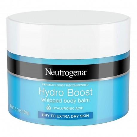 Crema Neutrogena Hydro Boost Para Piel Extra Seca 6.7 Oz
