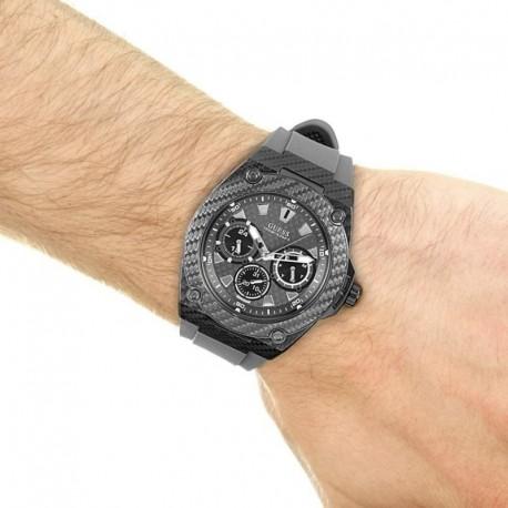Reloj Guess Silicona Caballero W1048g1 100% Original (Entrega Inmediata)