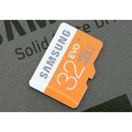 Microsd Samsung Evo 32 Gb Clase 10 Entrega Inmediata
