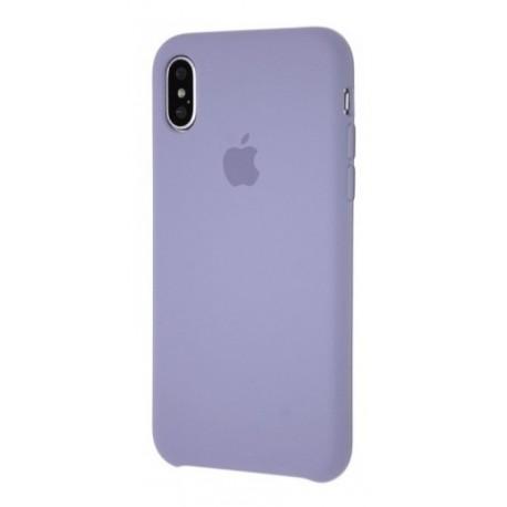 Estuche Funda Case Silicona + Vidrio Cerámico iPhone XS Max (Entrega Inmediata)
