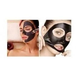Mascarilla Negra Facial X10 Sobres X25gm Espinilla Puntos Ne (Entrega Inmediata)