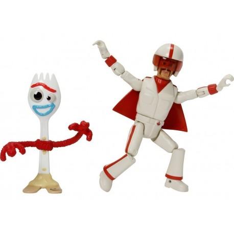 Forky & Duke Caboom Disney Pixar Toy Story 4 Mattel Gdp71 (Entrega Inmediata)