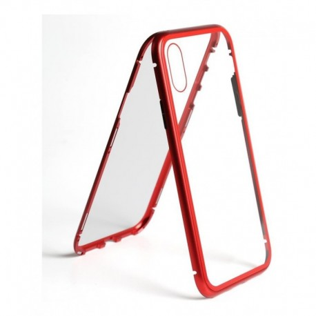 iPhone XS Max Carcasa Magnética 360º (Entrega Inmediata)