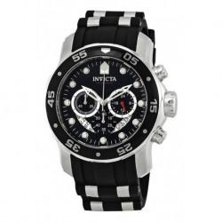 Reloj Invicta 21927 Silicone Y Metal Bicolor Hombre