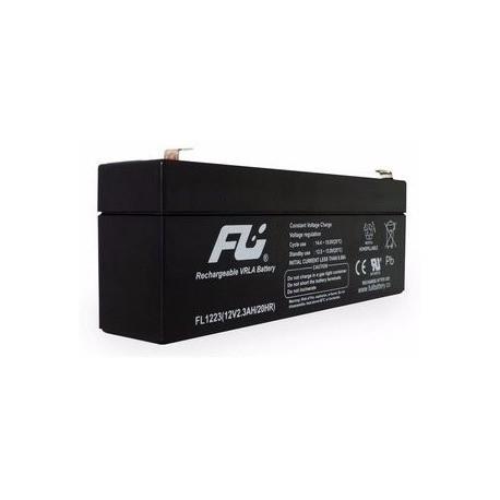 ¡ Batería Sellada 12 Voltios 2.3 Amperios Nicomar Fl1223gs ! (Entrega Inmediata)
