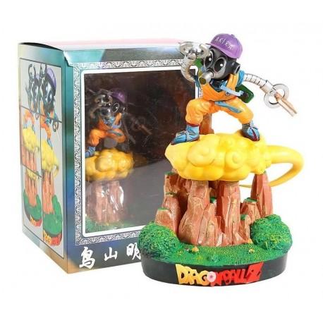 Figura Akira Toriyama Resin Dragon Ball Goku (Entrega Inmediata)