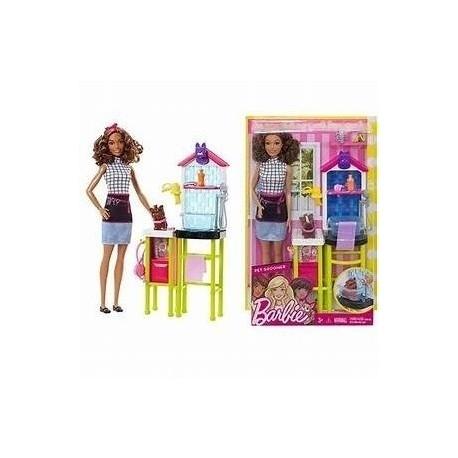 Barbie Estilista De Mascotas Fjb31 (Entrega Inmediata)