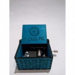 Moana Caja Musical Azul (Entrega Inmediata)