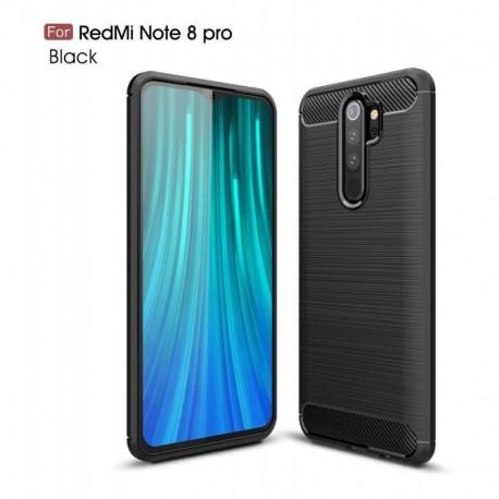 Estuche Fibra De Carbono Xiaomi Note 8 Pro