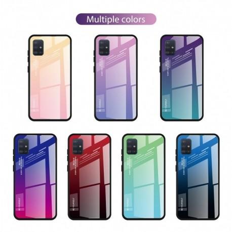 Funda Estuche Degradado Bicolor Samsung A51