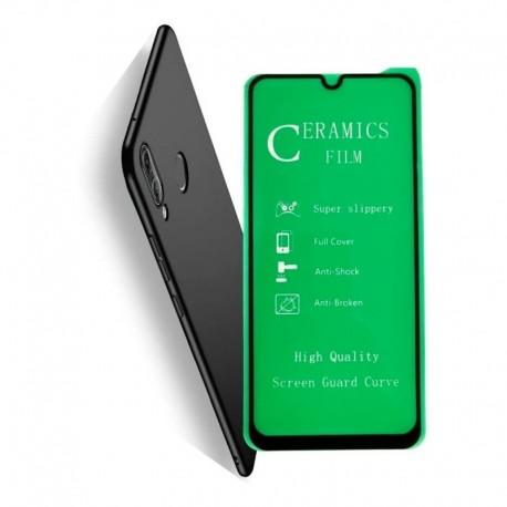 Funda Estuche + Vidrio Templado 5d Huawei Honor 8a (Entrega Inmediata)