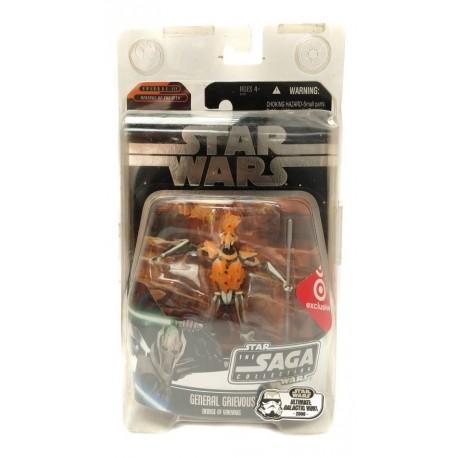 Star Wars The Saga Collection General Grievous Hasbro Nueva (Entrega Inmediata)