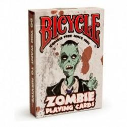 ¡ Cartas Bicycle Zombie Baraja Poker Original Black Jack !! (Entrega Inmediata)