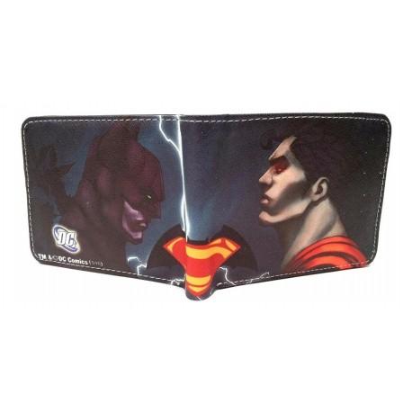 Movie Batman Vs Superman Dc Billetera (Entrega Inmediata)
