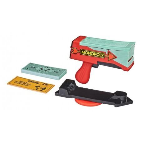 Monopoly Set Millonario Al Instante Hasbro Gaming E3037