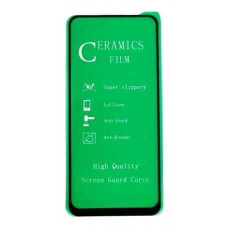 Vidrio Ceramico Full Cover Samsung A21 - A21s (Entrega Inmediata)
