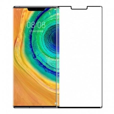 Vidrio Templado Curvo Full Pega Completa Huawei Mate 30 Pro (Entrega Inmediata)