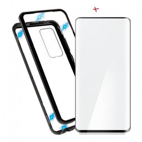 Funda Estuche Magnetic Case + Vidrio 3d Huawei P40 Pro (Entrega Inmediata)