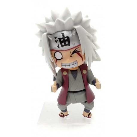 Naruto Shippuden Jiraiya Figura En Bolsa (Entrega Inmediata)