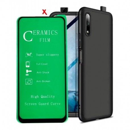 Estuche 360 De Lujo + Vidrio 5d Huawei Y9s 2020 (Entrega Inmediata)