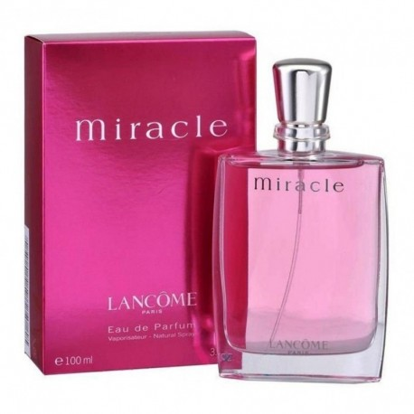 Perfume Original Miracle De Lancome Pa (Entrega Inmediata)
