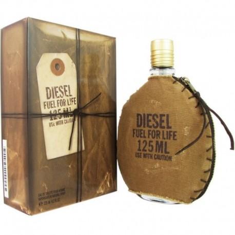 Perfume Original Diesel Fuel For Life (Entrega Inmediata)
