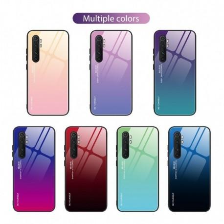 Funda Estuche Bicolor Xiaomi Mi Note 10 Lite (Entrega Inmediata)