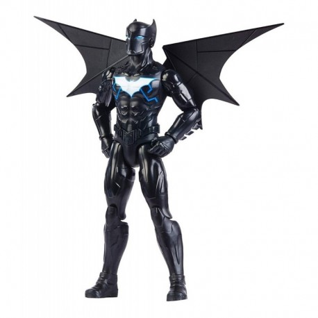 Dc Batman Missions Batwing 30cm True Moves Mattel Ggp28 (Entrega Inmediata)