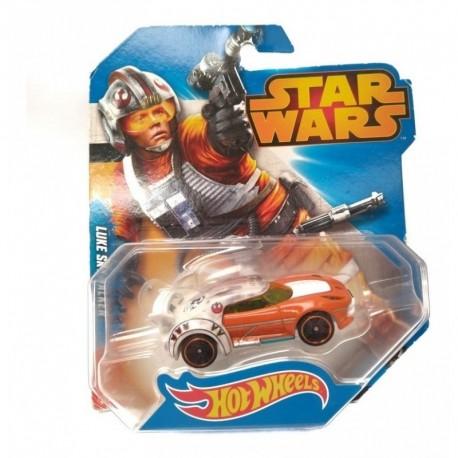 Star Wars Hot Wheels Carros Escala 1:64 Precio Unidad (Entrega Inmediata)
