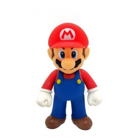 Super Mario Bros Mario Clásico Figura En Bolsa (Entrega Inmediata)