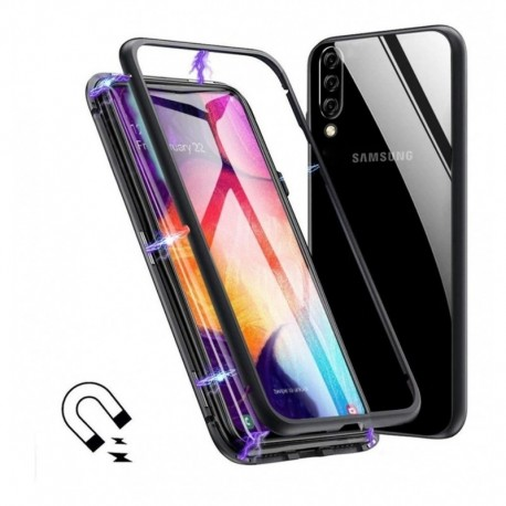 Estuche Magnetico - Magnetic Case Samsung A30s (Entrega Inmediata)