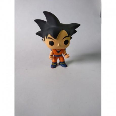 Dragon Ball Figura Tipo Pop Bulma Goku Majin Buu (Entrega Inmediata)
