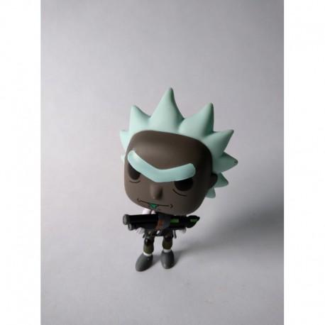 Rick Y Morty Figura Tipo Pop Rick (Entrega Inmediata)