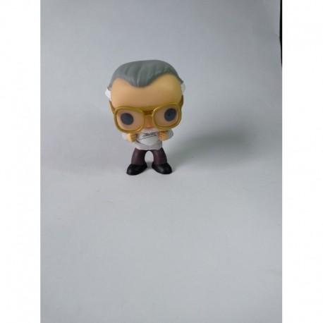 Marvel Figura Tipo Pop Stan Lee Cabeza Que Se Mueve (Entrega Inmediata)