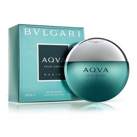 Perfume Original Bvlgari Aqva Marine D (Entrega Inmediata)