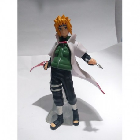 Naruto Figura Minato (Entrega Inmediata)