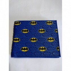 Batman Billetera Pvc Flexible (Entrega Inmediata)