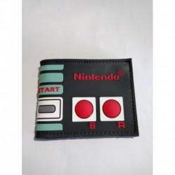 Nintendo Billetera Con La Forma Del Control Pvc Flexible (Entrega Inmediata)