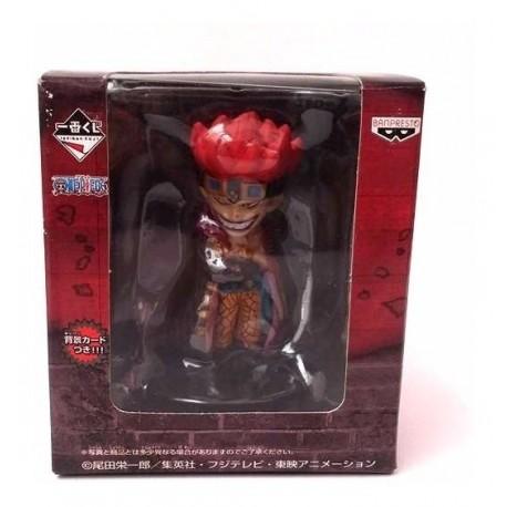 One Piece Eustass Captain Kidd Figura En Caja (Entrega Inmediata)