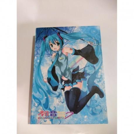 Vocaloid Miku Set De Postales Y Tarjetas Decorativas (Entrega Inmediata)