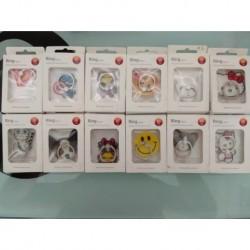 Sostenedor Anillo Celular 360º Héroes Hello Kitty, Mascotas. (Entrega Inmediata)