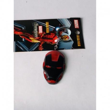 Iron Man Llavero Metálico (Entrega Inmediata)