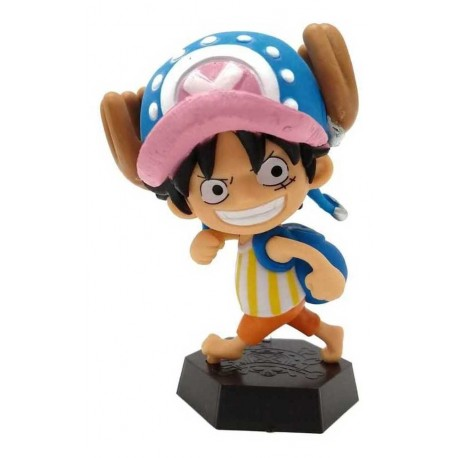 One Piece Chopper Cosplay Law Barba Blanca Luffy En Bolsa (Entrega Inmediata)