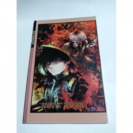 Tokyo Ghoul Cuaderno (Entrega Inmediata)